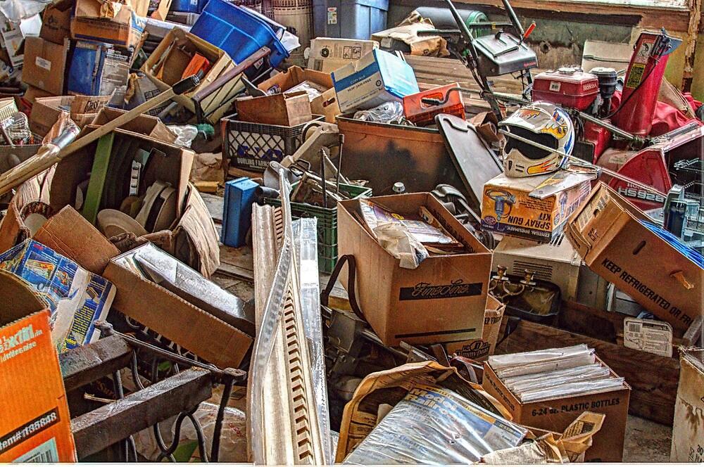 Image result for junk room