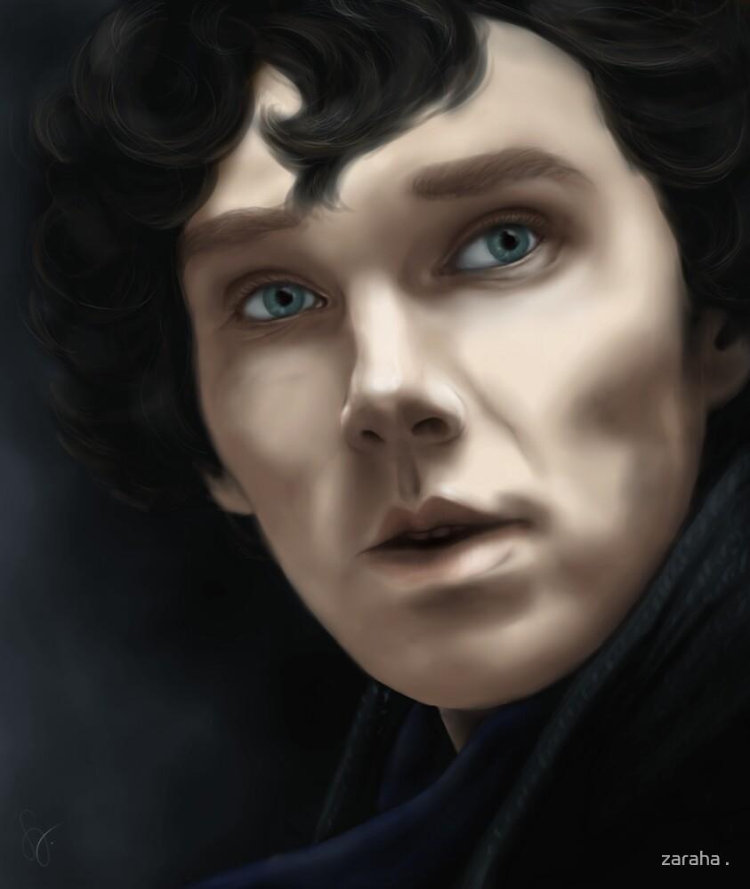 Sherlock by zaraha .