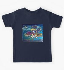 MASQUERADE DANCING  IN THE NIGHT Kids Tee