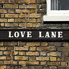 Love Lane by Celia Strainge