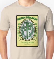 Green Dragon Label Unisex T-Shirt
