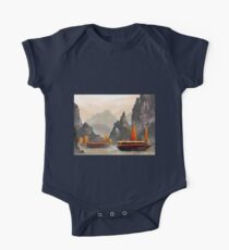 Ha Long Bay One Piece - Short Sleeve