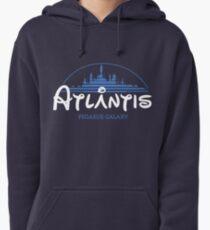 The Wonderfull City of Atlantis (Stargate) Pullover Hoodie