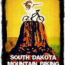 South Dakota Mountain Biking by Isaac Novak