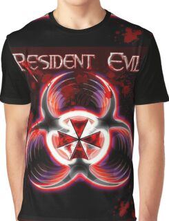 Resident Evil Graphic T-Shirt