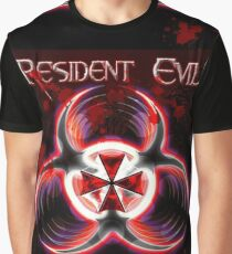 Resident Evil Graphic T-Shirt