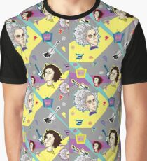Saved by the St Vincent Graphic T-Shirt