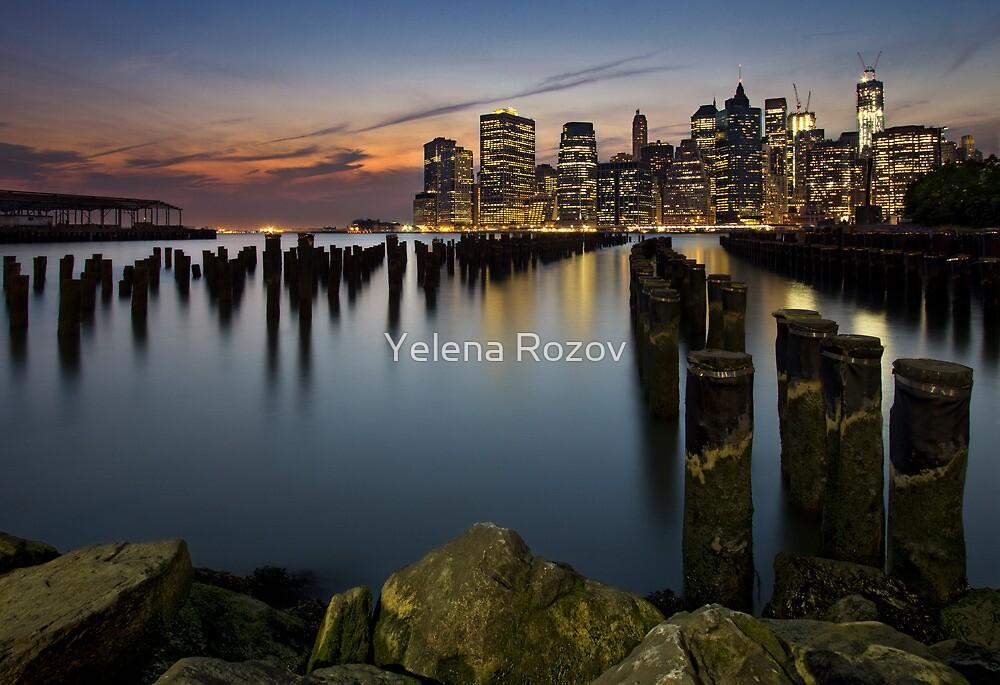 Summer Evening Harmony by Yelena Rozov