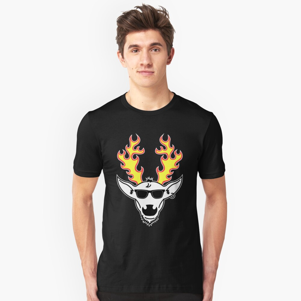 Hot Rodicus Unisex T-Shirt Front