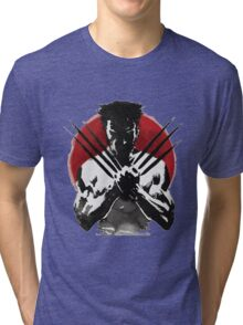 The Wolverine 2 Tri-blend T-Shirt