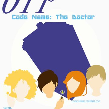 Code Name: The Doctor V.1 by ashleydash20