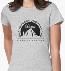 Doom Women's Fitted T-Shirt