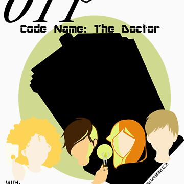 Code Name: The Doctor Green by ashleydash20