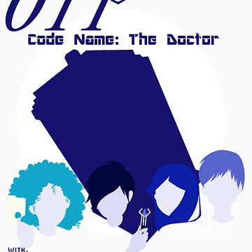 Code Name: The Doctor BlueTone by ashleydash20