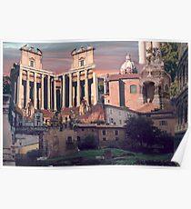 forum saturn cemetery Poster