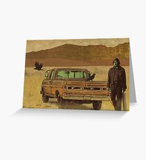 No Country  Greeting Card