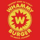 Whammy Burger by superiorgraphix