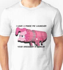 Pinkie Launcher T-Shirt