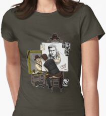 A Hero SelfPortrait Women's Fitted T-Shirt