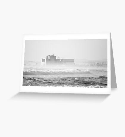 Koeberg Power Station Greeting Card