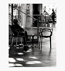The Chair . . . Photographic Print