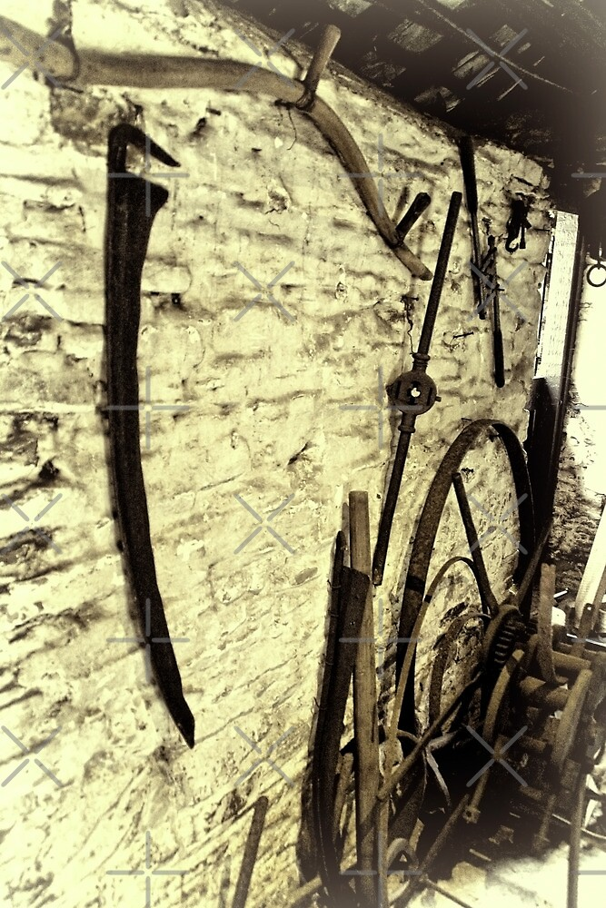 Blacksmiths Wall by Country  Pursuits