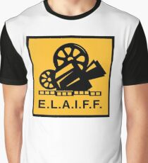 Nathan For You ELAIFF Graphic T-Shirt