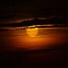 Moody Sunset by Scott Hendricks