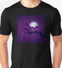 Eerie Owl Unisex T-Shirt