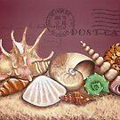 Ocean's Symphony postcard by Picatso