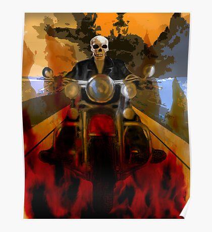 Death rides a pale horse Poster