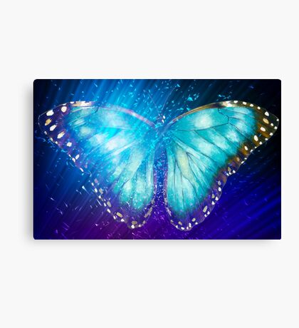 """Butterfly 5 (from """"Butterflies"""" collection) Canvas Print"""