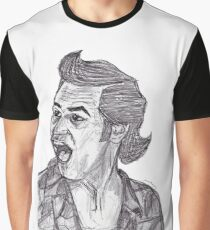 Ace Ventura: Pet Detective Graphic T-Shirt