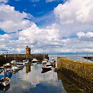 Lynmouth Harbour by JEZ22