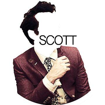 Andrew Scott by andrewscott