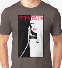 SAY HELLO TO MY NINJA FRIEND Slim Fit T-Shirt