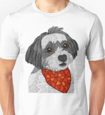 Max the Havanese Unisex T-Shirt