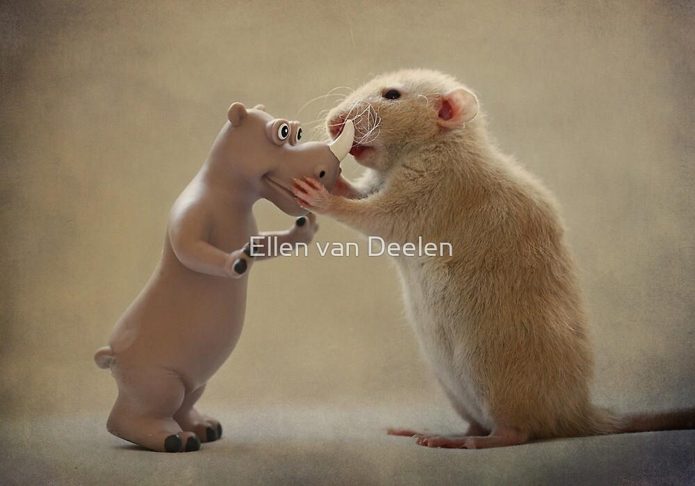 Friends by Ellen van Deelen
