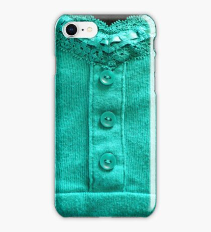 Buttons iPhone Case/Skin
