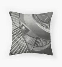 """Spiral Staircase"" Throw Pillow"