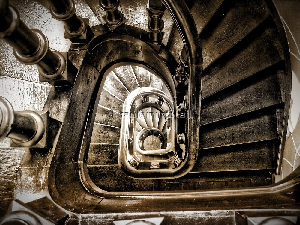 Staircase by FrauleinimStall