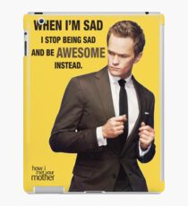 Awesome - HIMYM iPad Case/Skin