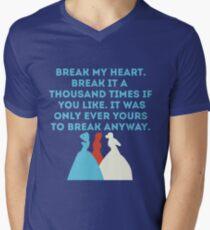The Selection Men's V-Neck T-Shirt
