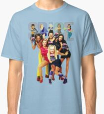 Spice Girls with Cameras T-shirt for Men - S to 3XL