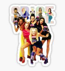 1 - 2 - 3 - 4 - 5 SPICE GIRLS! Sticker