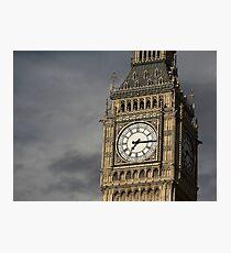 Big Ben 3 Photographic Print