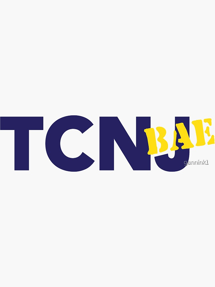 TCNJ or TCNBAE? by gannink1