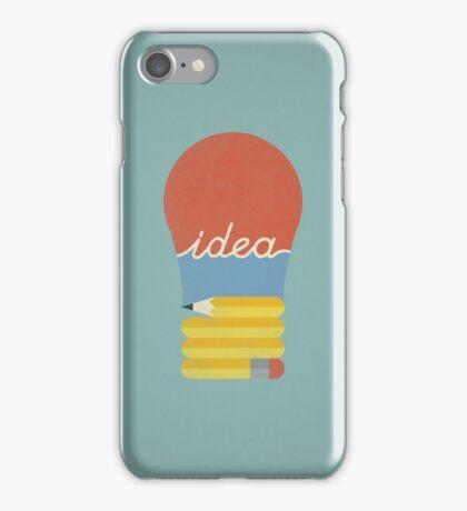 I've Got An Idea iPhone Case/Skin