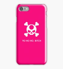Yvette Horizon - Yo Ho Ho (pink) iPhone Case/Skin