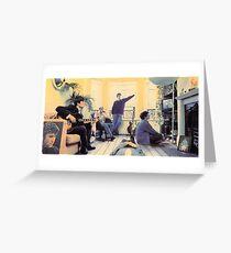 Oasis Greeting Card